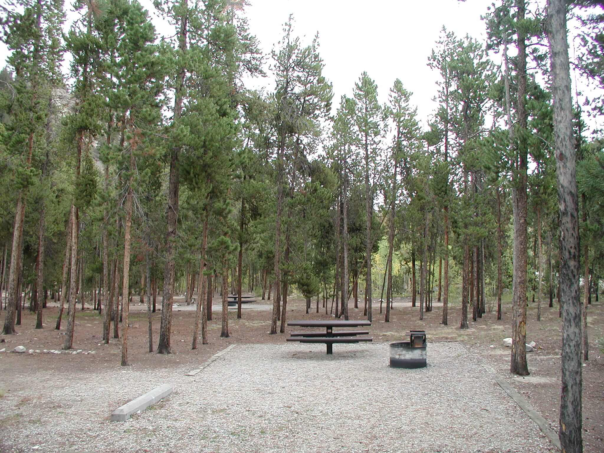 Perry Peak Campground