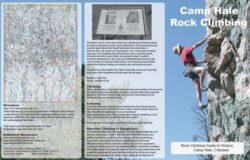 Camp Hale Rock Climbing